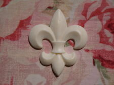 FLEUR DE LIS FURNITURE APPLIQUE ONLAY EMBELLISHMENT