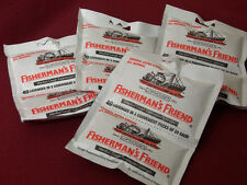 FISHERMAN'S FRIEND EXTRA STRONG MENTHOL LOZENGES - #160 - COLDS CONGESTION COUGH