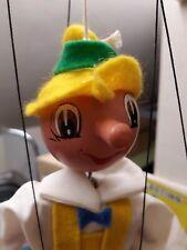 Pelham Pinocchio Puppet hand Made In England original box