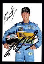 Michael Schumacher ++Autogramm++ ++FORMEL 1 Weltmeister ++CH 141