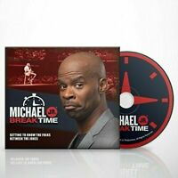 Michael Jr : Breaktime Comedy (New CD, 11 Tracks, 2016) *Please read description
