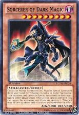 Sorcerer of Dark Magic X 3 LCYW Yugi's World Yugioh Mint Cards