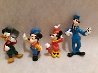 Walt Disney World Rail RoadTheme Park Collection  (Replacement Disney Figures)
