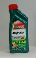CASTROL MAGNATEC 5w-20 E FULLY SYNTHETIC ENGINE OIL FOR FORD CARS - 1L