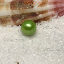 Lime Green Loose Pearl Akoya - Quality AAA Large 7-9mm - Located USA