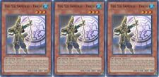 The Six Samurai - Yaichi X 3 RYMP-EN088 Ultra Yugioh