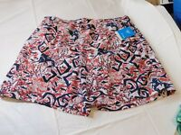 Columbia Sportswear Company Mens Board Shorts swim XL Backcast II Printed Short