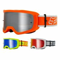 Fox Racing MX21 Main Barren Spark Youth Off Road Dirt Bike Motocross Goggle