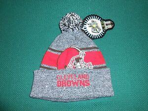 Cleveland Browns Winter Hat Knit NFL LED Light Up