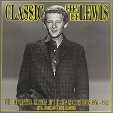 Jerry Lee Lewis - Classic 1956-1963  8-CD Set Bear Family 1999