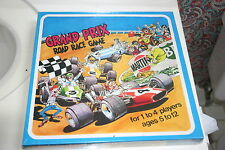 VINTAGE BOARD GAME GRAND PRIX ROAD RACE GAME 1974 STILL SEALED AGES 5 TO 12