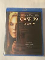 Case 39 New Sealed Blu-ray Zellweger, Cooper, McShane