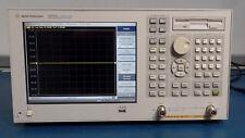 Agilent/Keysight/Hp E5062A-015-150-1E1 3Ghz Network Analyzer Aligned with data