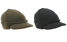 US ARMY STYLE JEEP HAT AVAILABLE in BLACK or GREEN