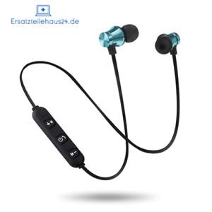 Bluetooth Sportkopfhörer Wireless NEU In-Ear Kopfhörer Magnet Training 4.2 BT