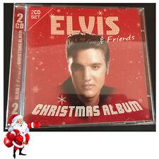 ELVIS and Friends Christmas 2 CD Set Brand NEW Perry Como-Frankie Laine-Peggylee