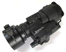 Nachtsichtgerät Nachtsicht Vorsatzgerät Nightspotter X Gen. 2+ grün High R. NEU!