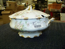 Theodore Haviland Limoges France Footed Tureen w/ Lid