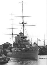 More details for the 1918 raid on zeebrugge - hms vindictive - royal navy - 17 photos - wwi