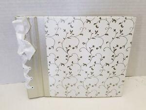 CR Gibson Classic Wedding Memory Guest Book Modern Love