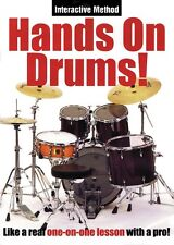 Hands On Drums Interactive Method Dvd New 014014396