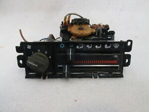 VOLVO 740  AC HEATER CLIMATE CONTROL SWITCH OEM (1985_1990)