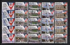 ECUADOR 2005 UNIVERSITY SPORTS LEAGUE OF QUITO 75TH SOCCER LOT 5 S#1740 a-e