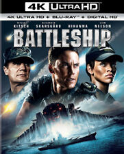 Battleship [New 4K UHD Blu-ray] With Blu-Ray, UV/HD Digital Copy, 4K Mastering