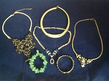 costume jewellery mixed lots
