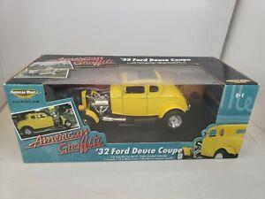 Ertl 1932 American Graffiti Ford Deuce 1:18 Diecast Car