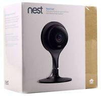 Nest Cam 3MP Indoor Security Camera, 1080p HD Video, Wi-Fi, Black #NC1102ES NEW
