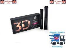 New Younique Moodstruck 3D + Plus Lashes Fiber Fibre Mascara Eye Lash UK SELLER