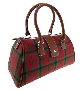 MacNaughton Tartan Bowling Bag TB7004