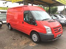 Ford Transit 2.2TDCi 125PS EU5 300S Med Roof LWB 2012/62 Registration.