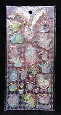 Sanrio Jewelpet Stickers - Friends Edition - V32