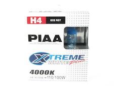 PIAA 9003/H4/HB2 Xtreme White Plus Halogen Headlight Bulbs Twin Pack 4000K