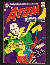 """Atom #13 ~ """"Weapon Watches of the Time-Wise Guy!"""" ~ 1964 (4.0) Wh"""