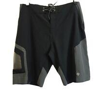 """Columbia Omni Shield Sz 34 Shorts Advanced Repellency 11"""" L Men"""