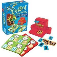 ThinkFun Zingo Time Telling Game Tn7705 From NSW Australia Educational