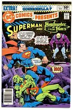 DC COMICS PRESENTS #27(11/80)1:MONGUL(SUPERMAN)STARLIN(CGC IT)NM/NM+/NEWSSTAND!!