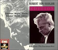 Karajan,Karajan,Bartok,Karajan,Karajan,Bartok,Dvorak : KARAJAN EDITION:SCHUMANN,