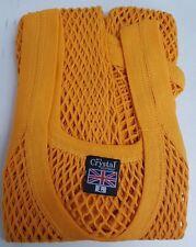 Mens String Cotton Vest Mesh Net S M L XL