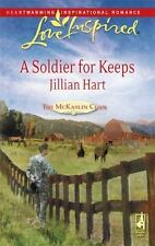 A Soldier for Keeps (The McKaslin Clan: Series 3, Book 9) (Love Inspired #483)