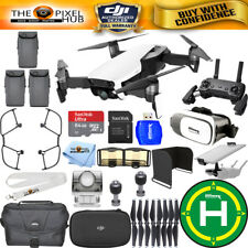 DJI Mavic Air (Arctic White) 3 BATTERY All You Need Bundle IN STOCK NEW