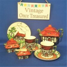 Unboxed Teapot Vintage Original Porcelain & China