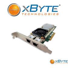 Dell/Broadcom 57810 10Gb DP RJ45 NIC FH (430-4419)