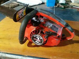 Vintage Homelite Super 2 Chainsaw