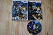MONSTER HUNTER 3 TRI POUR WII
