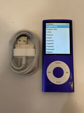 Apple iPod nano 4th Generation Purple (8 GB) - Please Read