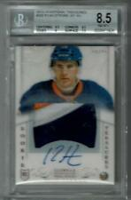 2013-14 National Treasures RYAN STROME Auto Jersey Patch Rookie RC 3c  60/99 8.5